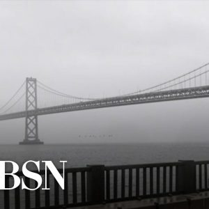 Powerful weekend storms headed for West Coast